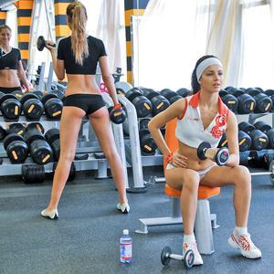 Фитнес-клубы Белово