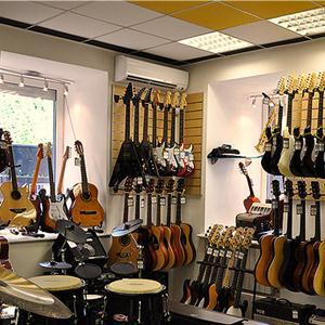 Музыкальные магазины Белово