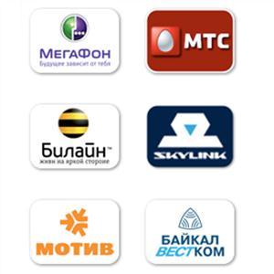 Операторы сотовой связи Белово