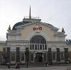 Железнодорожные вокзалы в Белово