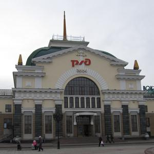 Железнодорожные вокзалы Белово